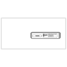 Picture of Self-Seal CMS-1500 #10 Envelopes