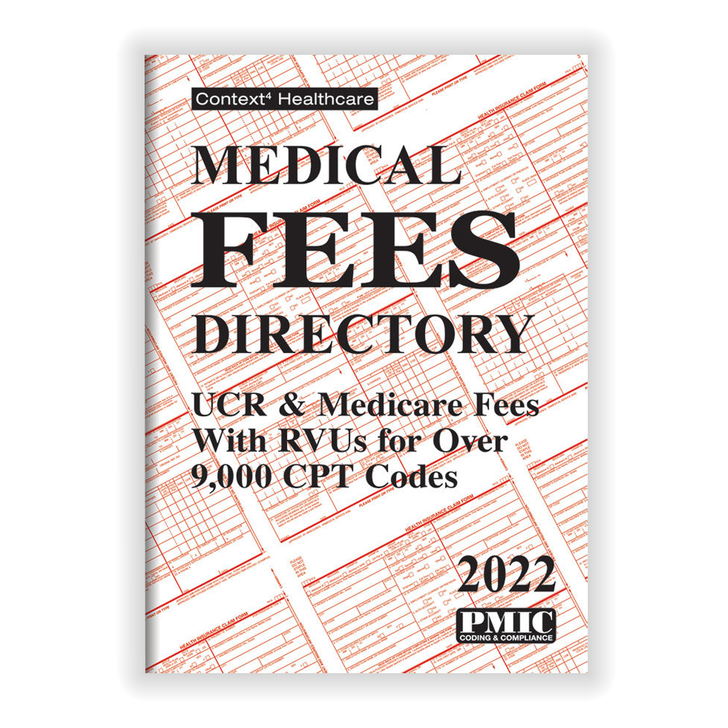 Picture of Medical Fees Directory - Coding Book