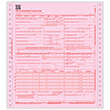 Picture of 3-Part Pinfeed - CMS-1500 Forms