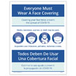 Picture of Facility Signage Bundle for Social Distancing and Hygiene