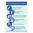 Commitment to Safety Poster