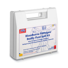 Bloodborne Pathogen First Aid Kit