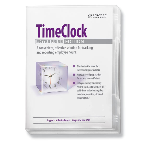 Employee Time Clock Software Enterprise Renewal