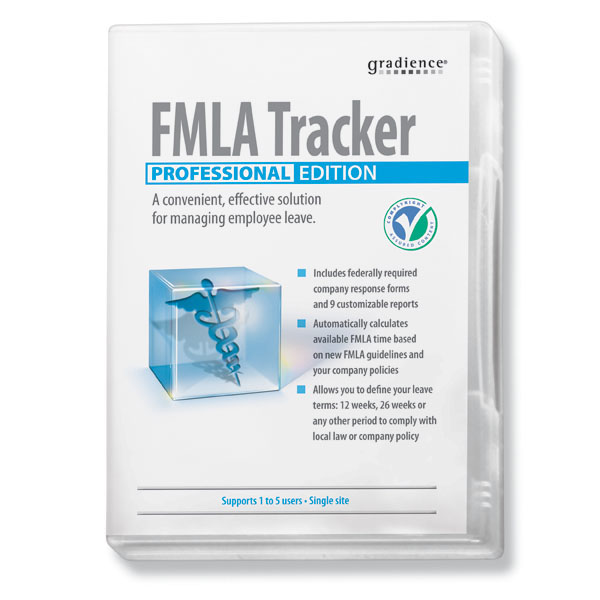 Gradience FMLA Tracker Software Renewal