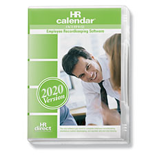 HRcalendar Employee Attendance Tracking Software