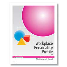 Workplace Personality Online Test