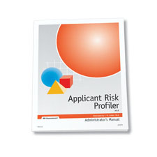 HR Assessments Applicant Risk Profiler Online Test