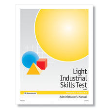 Light Industrial Skills Online Test