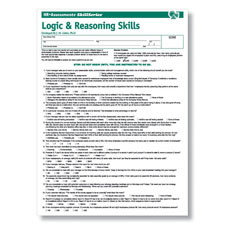 Logic & Reasoning Online Test