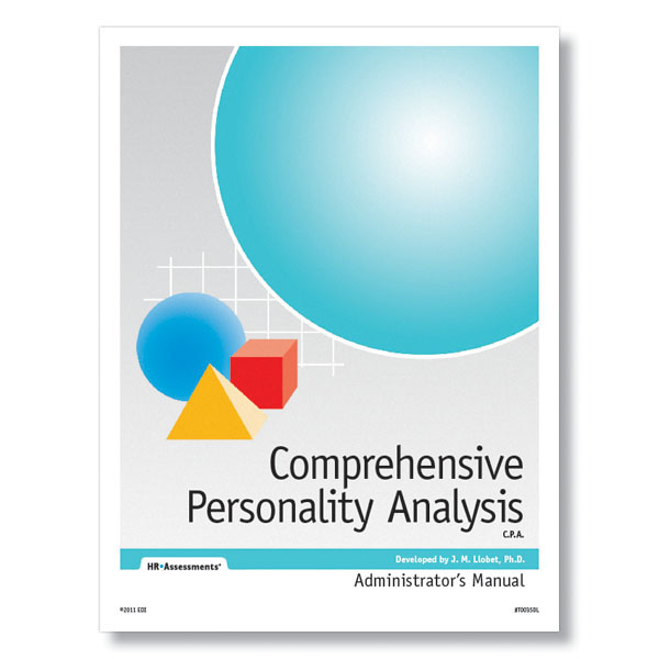 Comprehensive Personality Analysis Online Test