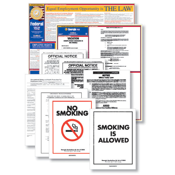 Picture of Poster Guard® Compliance Protection for Public Sector Employers