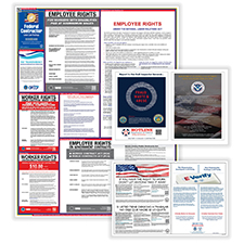Picture of Poster Guard® Service for Federal Contractors