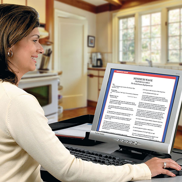 Picture of Poster Guard® Remote Worker E-Service for Canadian Employers