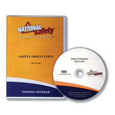 Safety Orientation Training Kit