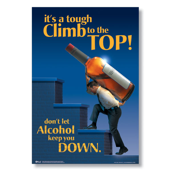 Alcohol Abuse Poster