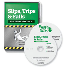 Slips, Trips & Falls Safety Training