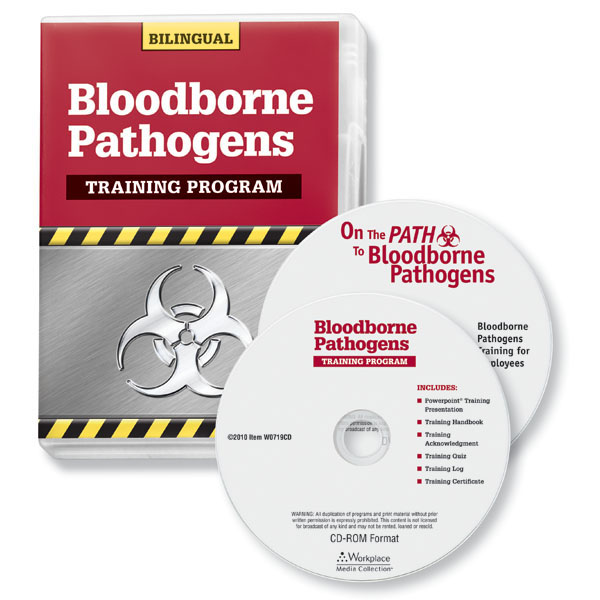 Bloodborne Pathogens Training Kit Bilingual