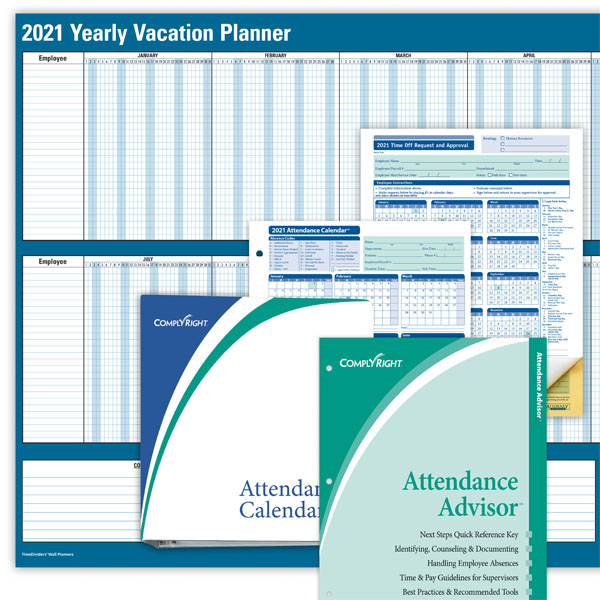 Picture of Attendance Tracking Essentials Bundle
