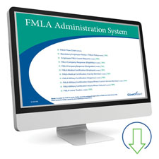 Picture of Downloadable FMLA Administration System