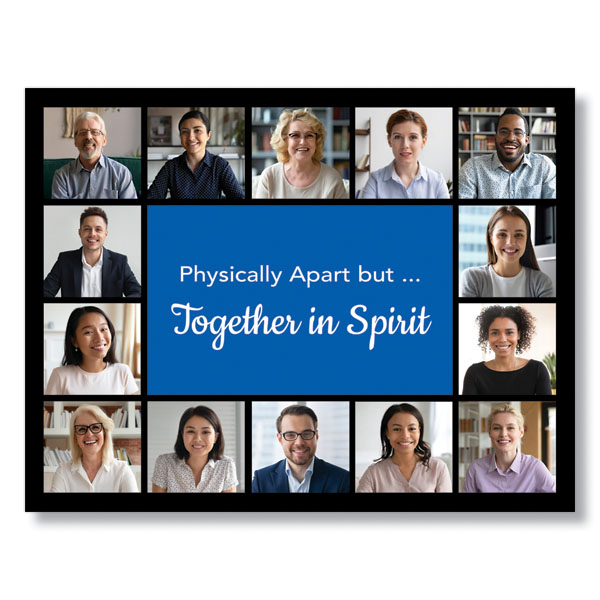 Together in Spirit Greeting Card