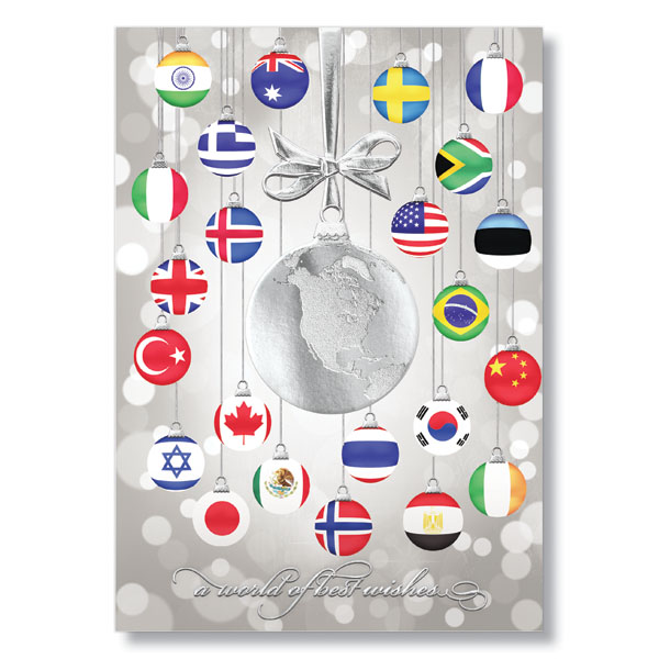 Picture of International Ornaments