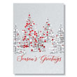Festive Forest Holiday Card