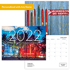 Picture of 2022 Personalized Calendar
