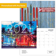 Picture of 2021 Personalized Calendar