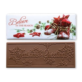 Belgian Milk Chocolate Bars