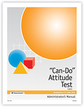 Can Do Attitude Test