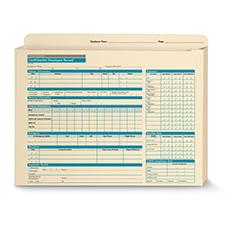 Personnel File Folders - Expandable