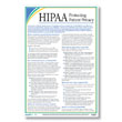 Explain new HIPAA rules to employees and patients