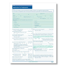 Georgia State-Compliant Job Application