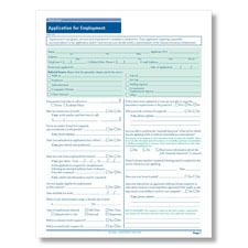 Rhode Island State-Compliant Job Application