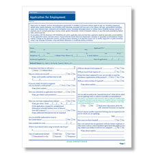 Washington State-Compliant Job Application