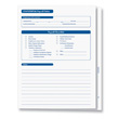 Employee Payroll Records Folders