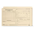 Expandable legal size employee records jackets stores all employee paperwork in one place