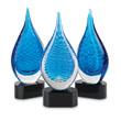 Blue Art Glass Recognition Award