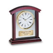 Recognize and motivate employees with a beautiful desktop clock award