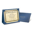 Imprinted Award Certificate Folders