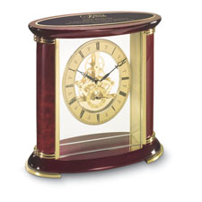 Timeless Anniversary Clock