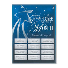 Rising Star Employee of the Month Program Basic