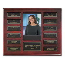 Magnetic Employee of the Month Program Basic