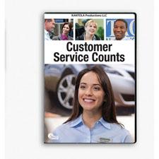 Customer Service Counts