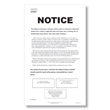 DOT Federal Highway Construction Notice
