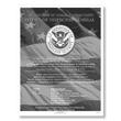 Department of Homeland Security Fraud Hotline Poster