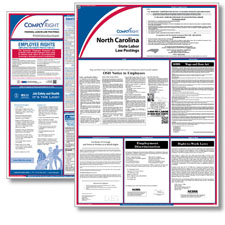 North Carolina Federal & State Labor Law Posters