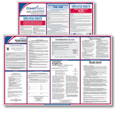 Rhode Island Federal & State Labor Law Posters