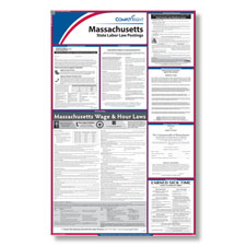 Massachusetts Labor Law Poster
