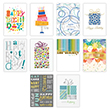 Birthday Party Card Assortment